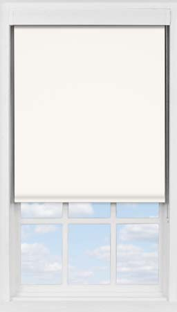 Premium Roller Blind in Daisy Blackout