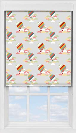 Premium Roller Blind in Hot Air Balloon Ride Blackout