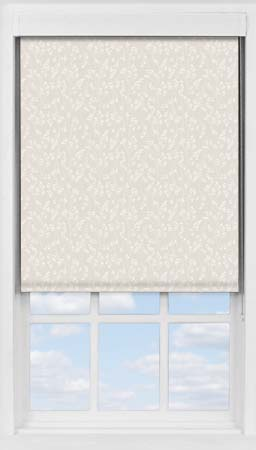 Premium Roller Blind in Barley Fields Natural Blackout