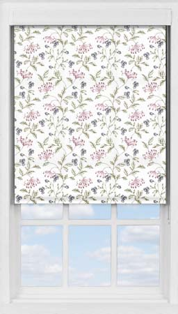 Premium Roller Blind in Hedgerow Translucent