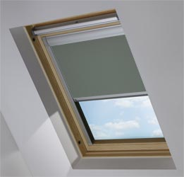 Custom Skylight in Smokey Haze Translucent