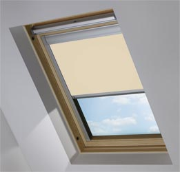 Custom Skylight in Taupe Translucent