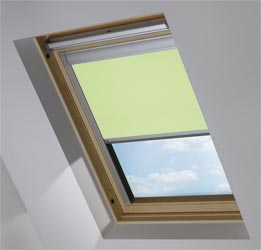Skylight in Wasabi Green Translucent