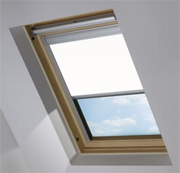 Skylight in Blossom White Translucent