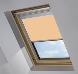 Custom Skylight in Putty Blush