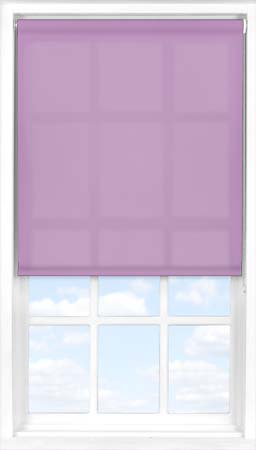 Roller Blind in Foxglove Translucent