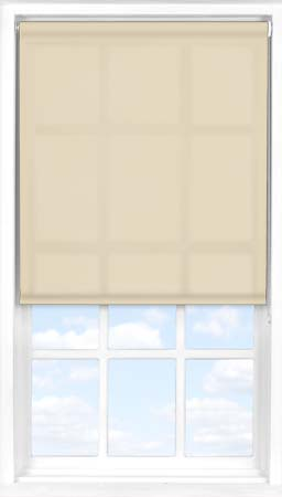 Roller Blind in Taupe Translucent
