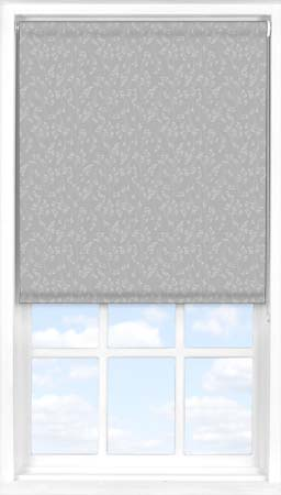 Roller Blind in Barley Fields Grey Blackout