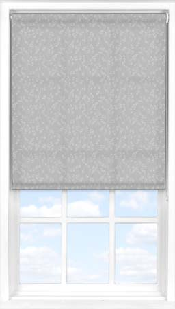 Roller Blind in Barley Fields Grey Translucent