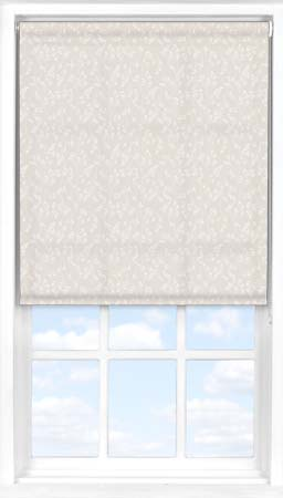 Roller Blind in Barley Fields Natural Translucent