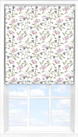 Roller Blind in Hedgerow Blackout
