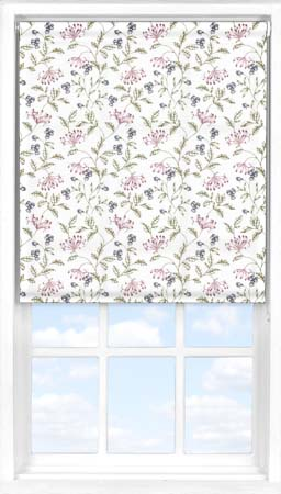 Roller Blind in Hedgerow Translucent
