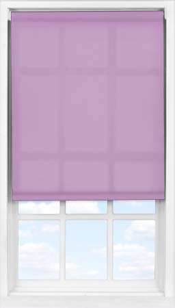 Easifit Roller Blind in Foxglove Translucent