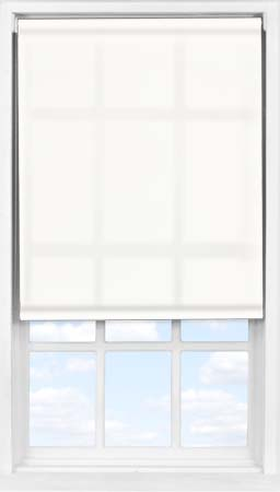 Easifit Roller Blind in Orchid White Translucent