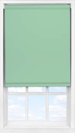 Easifit Roller Blind in Smooth Duck Egg Blackout