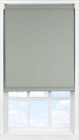 Easifit Roller Blind in Silver Glimmer Metallic Blackout