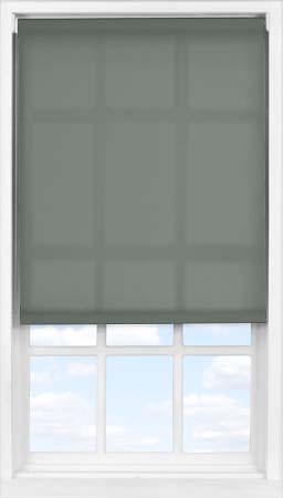 Easifit Roller Blind in Smokey Haze Translucent