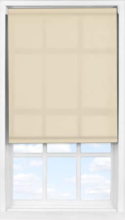 Easifit Roller Blind in Taupe Translucent