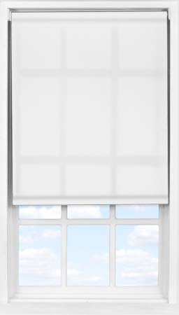Easifit Roller Blind in Chenille Transparent