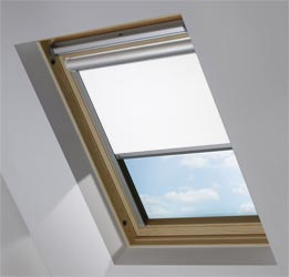 Solar Skylight in Polar White Translucent