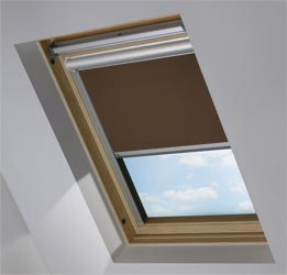 Solar Skylight in Cocoa Bean Translucent