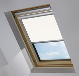 Solar Skylight in Daisy Blackout