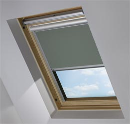 Solar Skylight in Smokey Haze Translucent