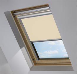 Solar Skylight in Taupe Translucent