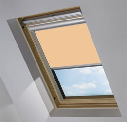 Solar Skylight in Putty Blush
