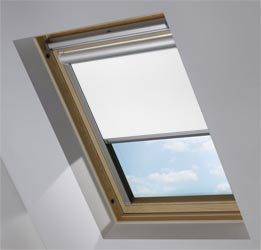 Solar Skylight in Chenille Transparent