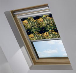 Solar Skylight in Jungalicious Translucent