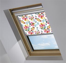 Solar Skylight in Oriental Rose Translucent