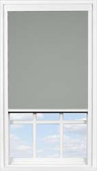 Main display image for BlocOut™ product with Marl Grey Blackout fabric