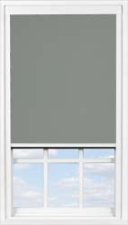Main display image for BlocOut™ product with Sooty Grey Blackout fabric