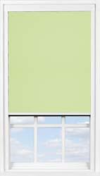 Main display image for BlocOut™ product with Wasabi Green Blackout fabric