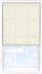 Main display image for Roller Blind product with Soft Sand Translucent fabric