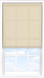 Main display image for Roller Blind product with Taupe Translucent fabric