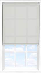 Main display image for Roller Blind product with Light Grey Translucent fabric