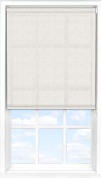 Main display image for Roller Blind product with Herringbone Natural Translucent fabric