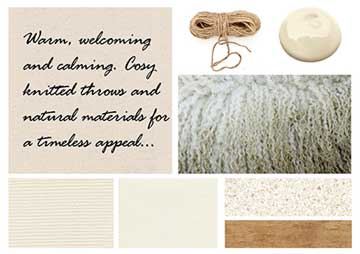popular natural coloured fabrics