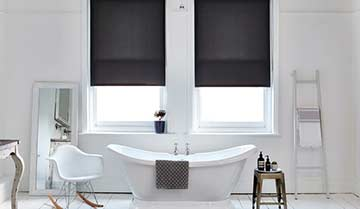 blinds for bathrooms