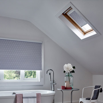 BlocBlinds Solor Custom Skylight Blinds