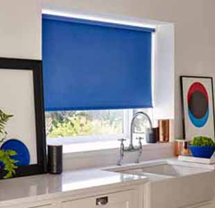 Browse blinds by room
