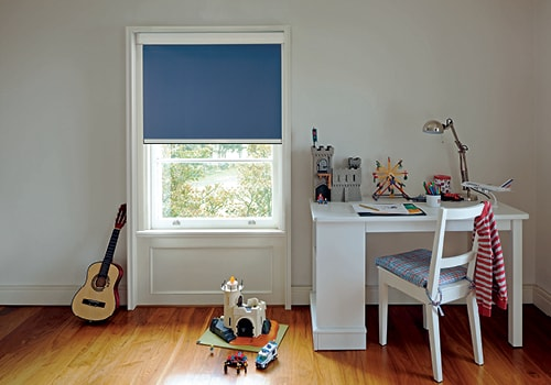 Blocout blinds for children