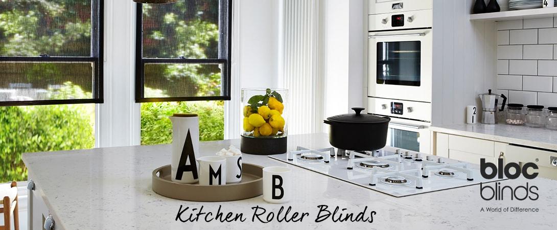 Kitchen Roller Blinds Made to Measure Order Online